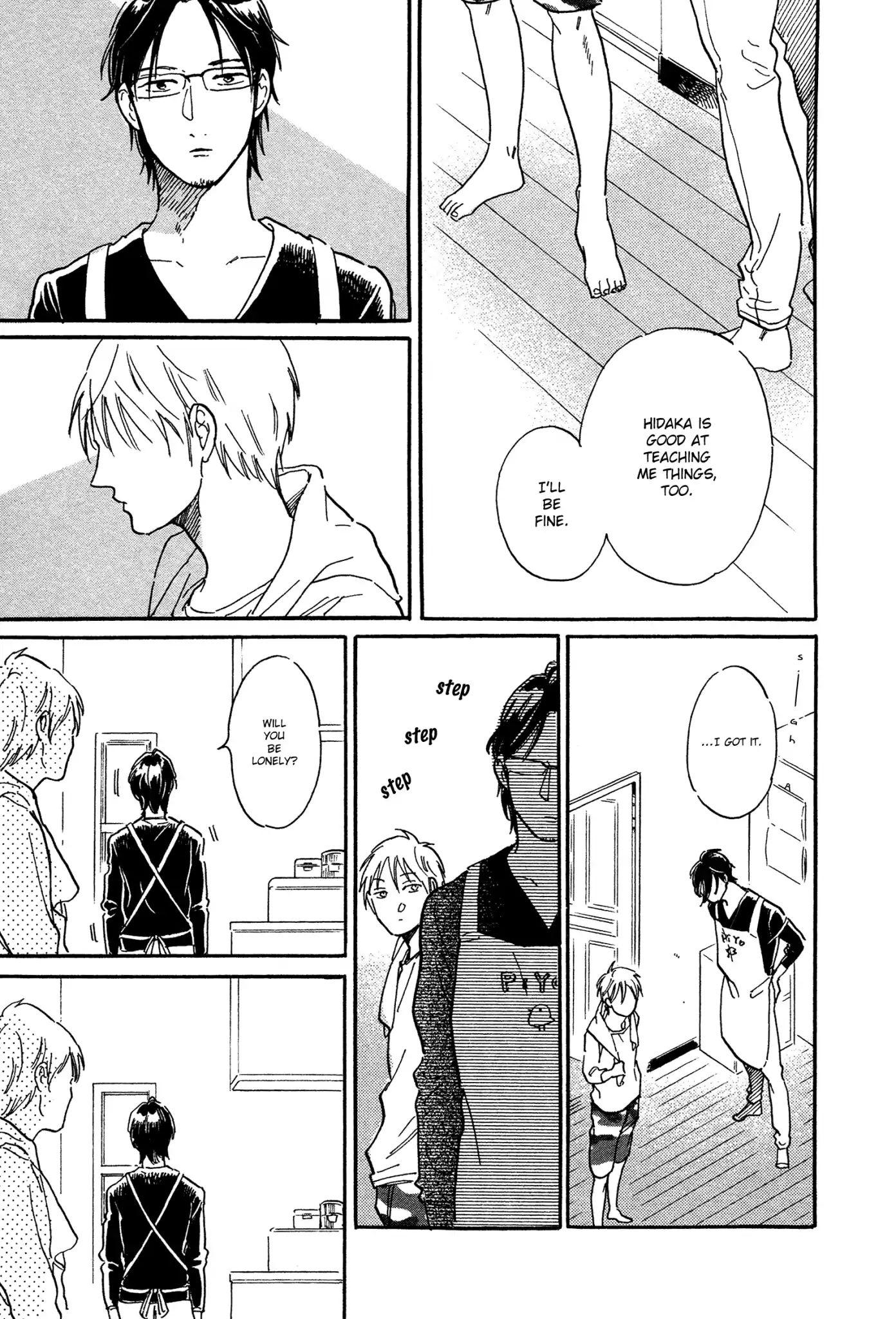 Stay Gold (Hideyoshico) Vol.2 Chapter 17 page 20 - Mangakakalots.com