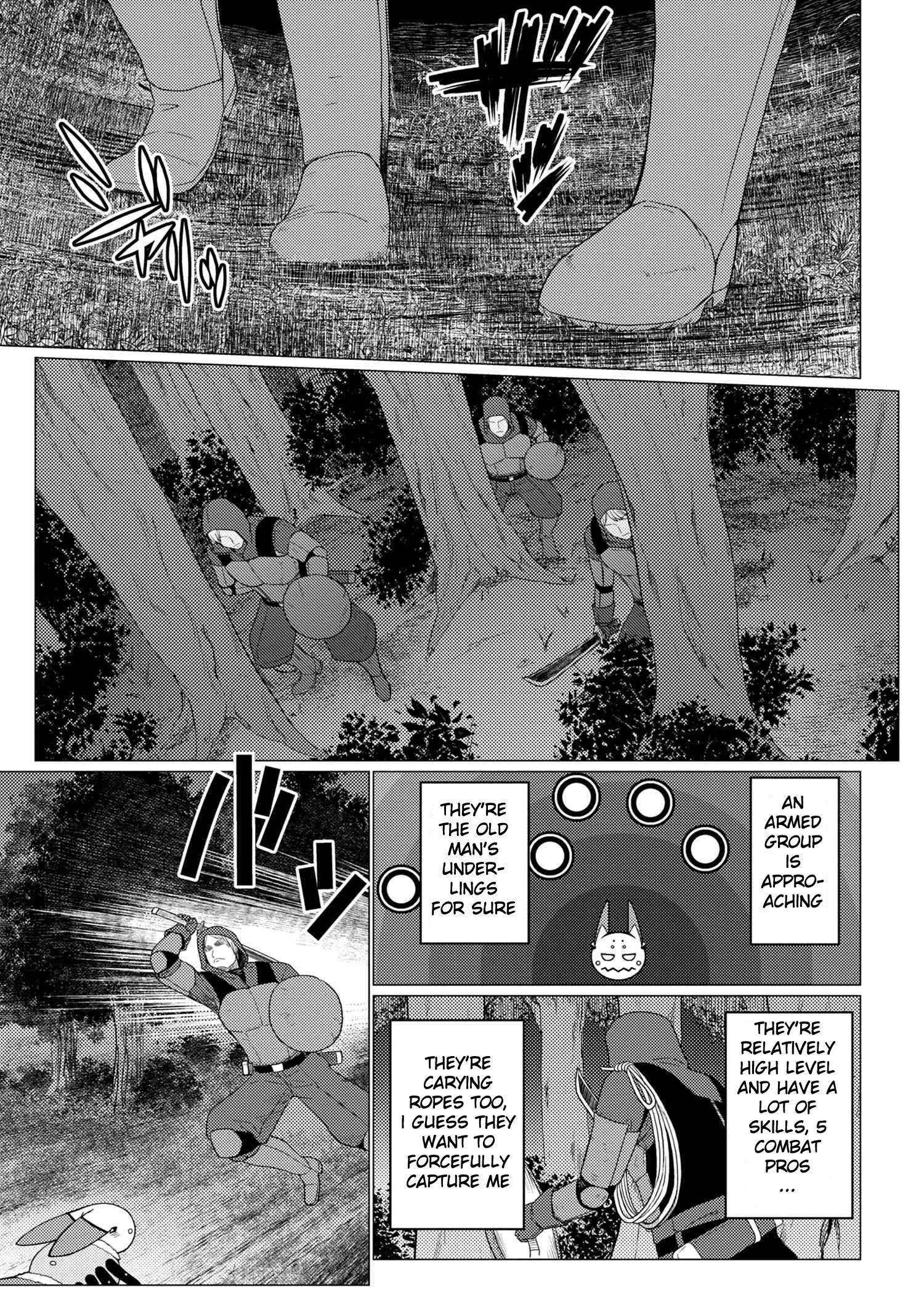 Kumo Desu Ga, Nani Ka? Chapter 50.2 page 7 - Mangakakalots.com