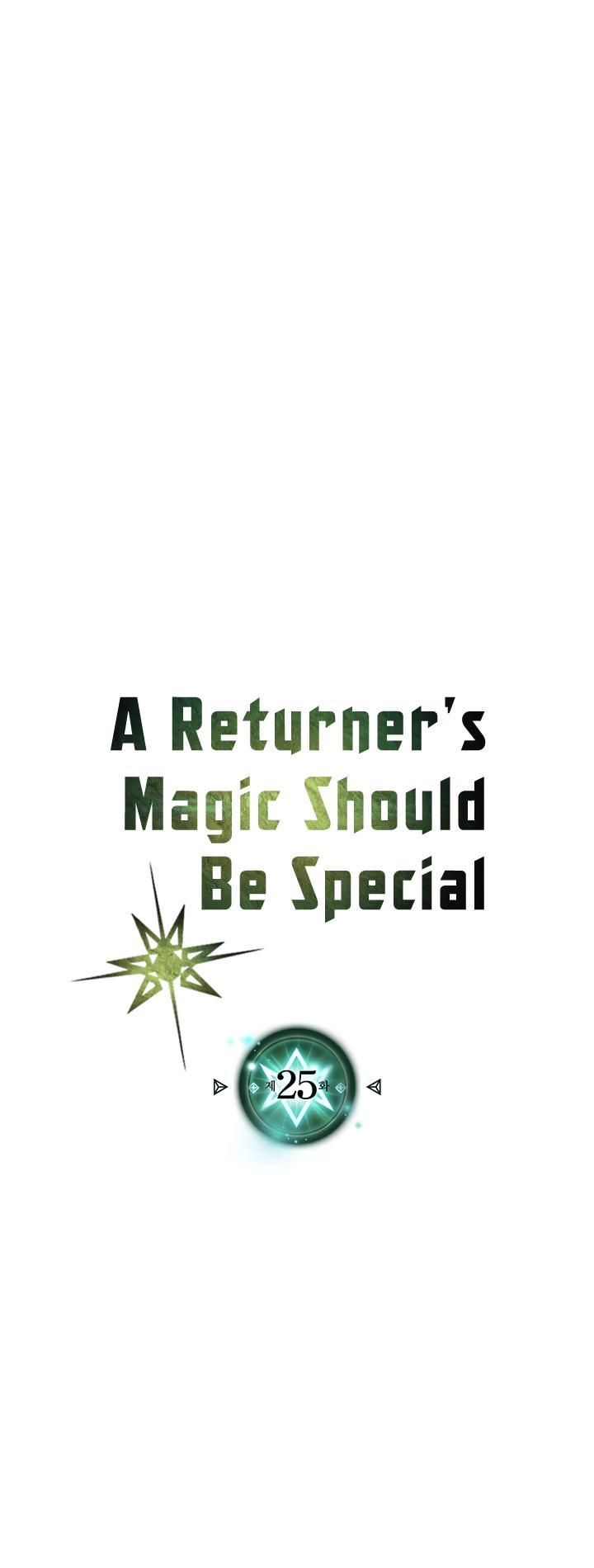 A Returner's Magic Should Be Special Chapter 25 page 2 - Mangakakalots.com