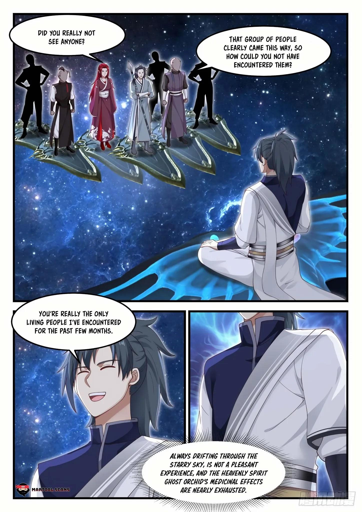 Martial Peak Chapter 969: Can't See The End! page 2 - Mangakakalots.com