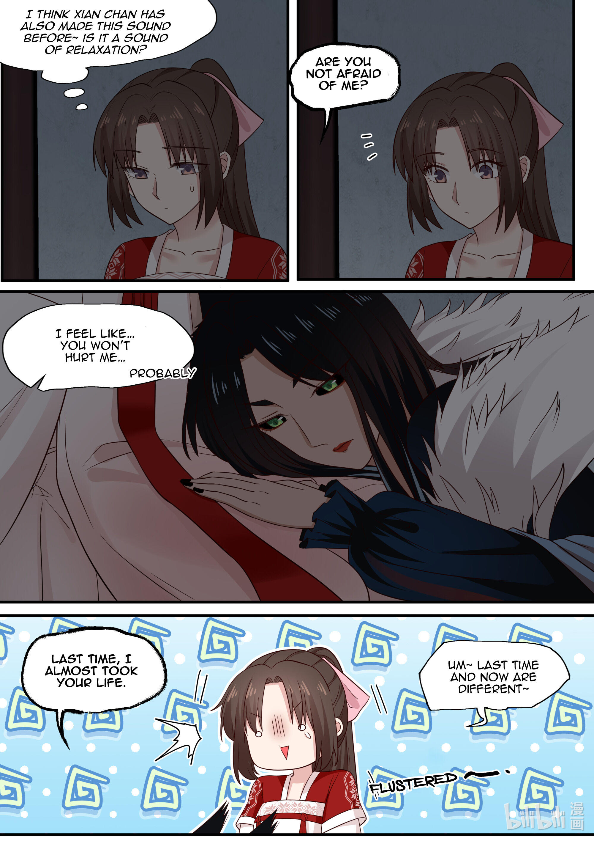 Xian Chan Nu Chapter 73 page 12 - Mangakakalots.com