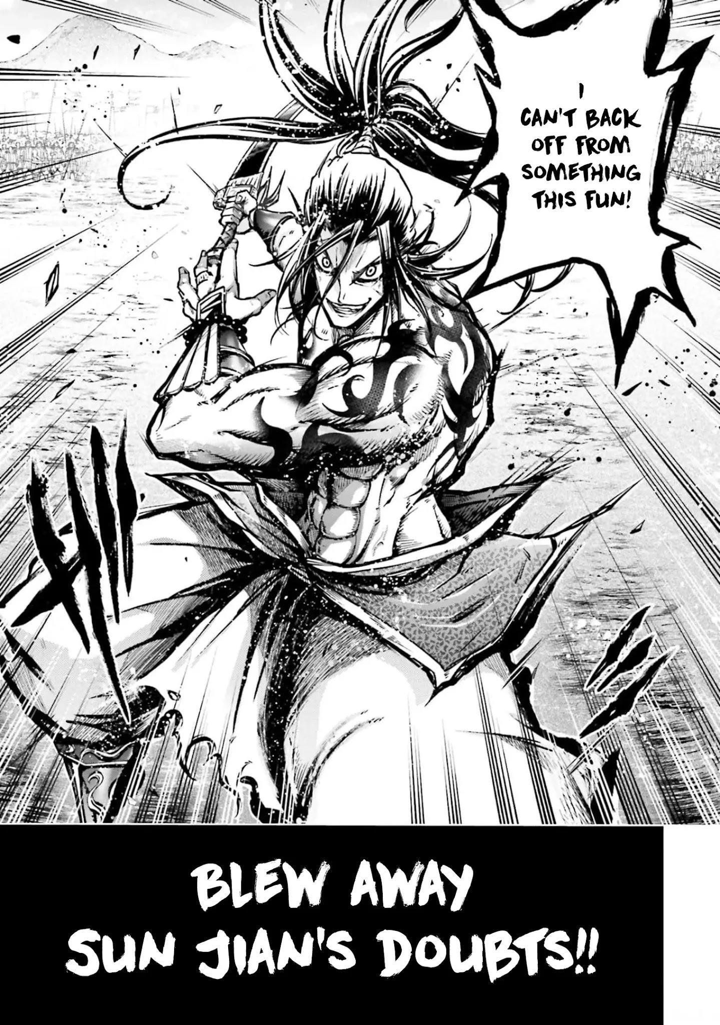 Shuumatsu No Valkyrie: The Legend Of Lu Bu Fengxian Chapter 8 page 28 - Mangakakalots.com