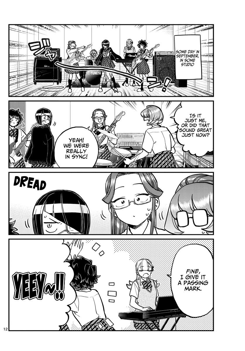 Komi-San Wa Komyushou Desu Chapter 235: Band page 12 - Mangakakalot