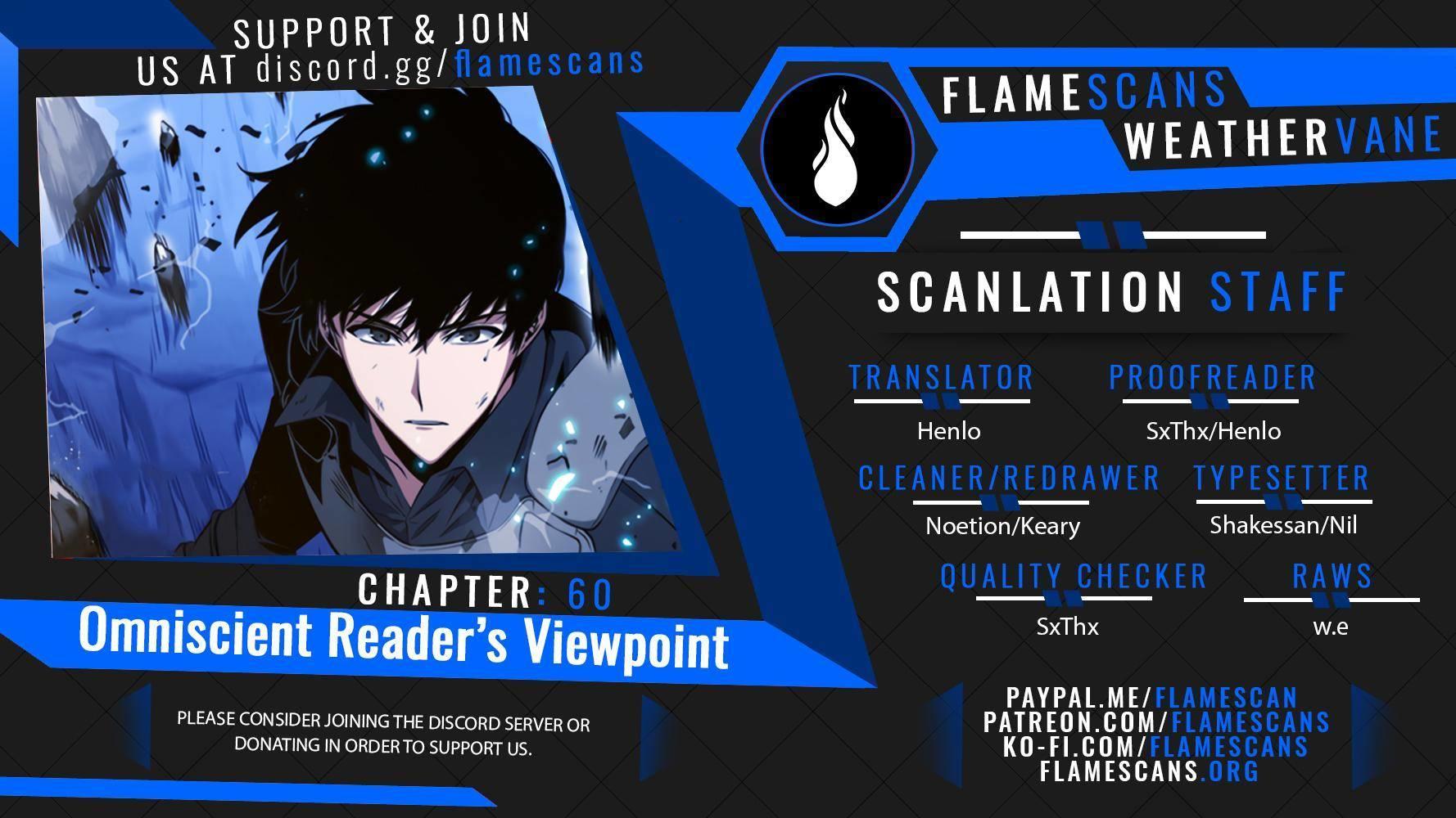 Omniscient Reader'S Viewpoint Chapter 60 page 1 - Mangakakalots.com