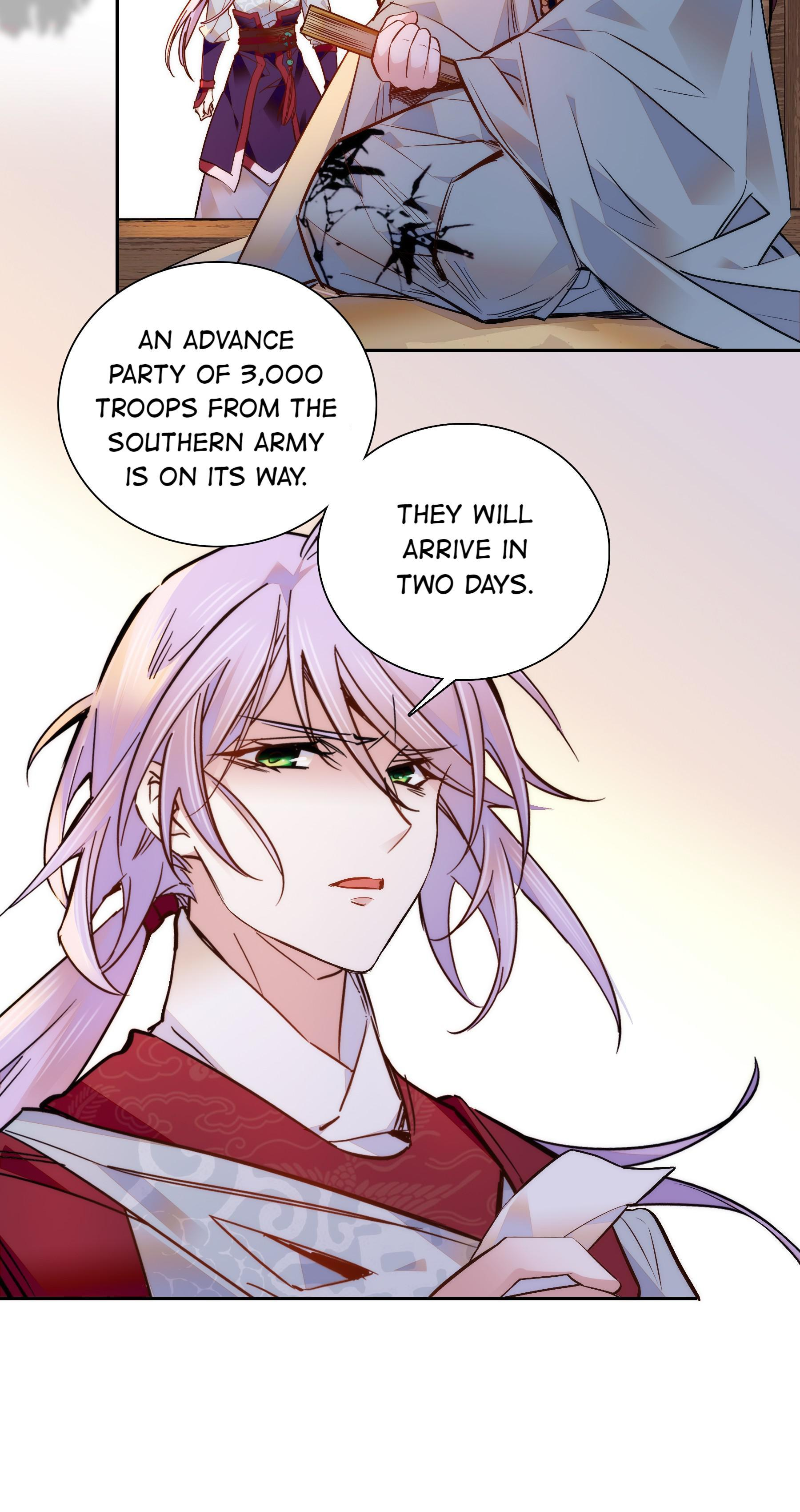 We Are Different, Your Majesty Chapter 55.2: Are You Worried About Zijun? page 2 - Mangakakalots.com