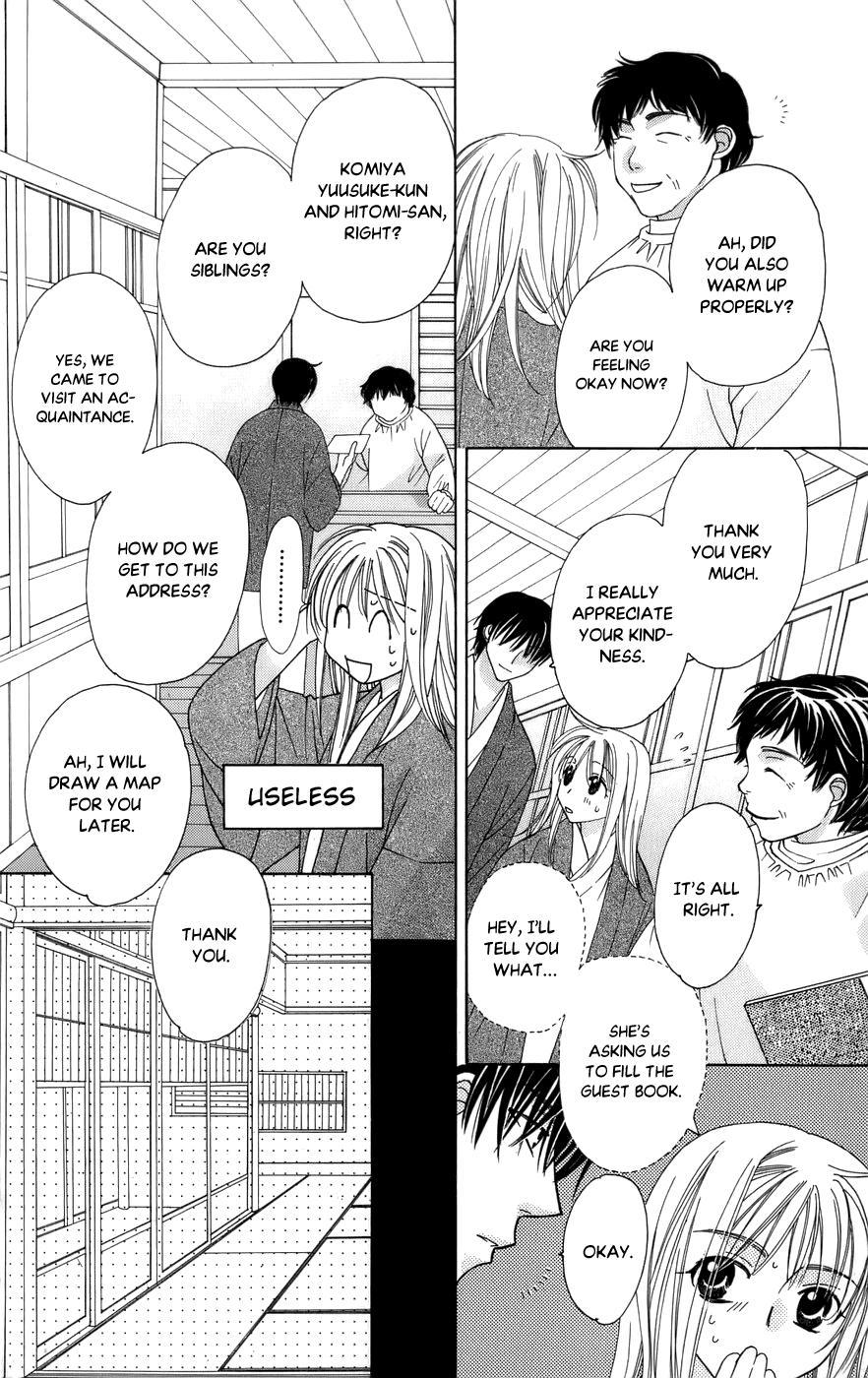 Platinum Garden Chapter 59 page 35 - Mangakakalots.com