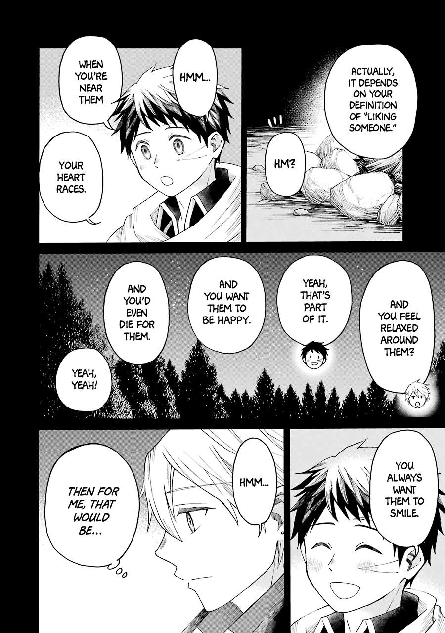 The Elf And The Hunter's Item Atelier Chapter 22 page 27 - Mangakakalots.com
