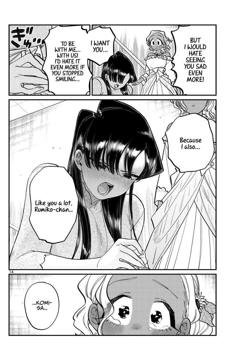 Komi-San Wa Komyushou Desu Chapter 228: Can't page 14 - Mangakakalot