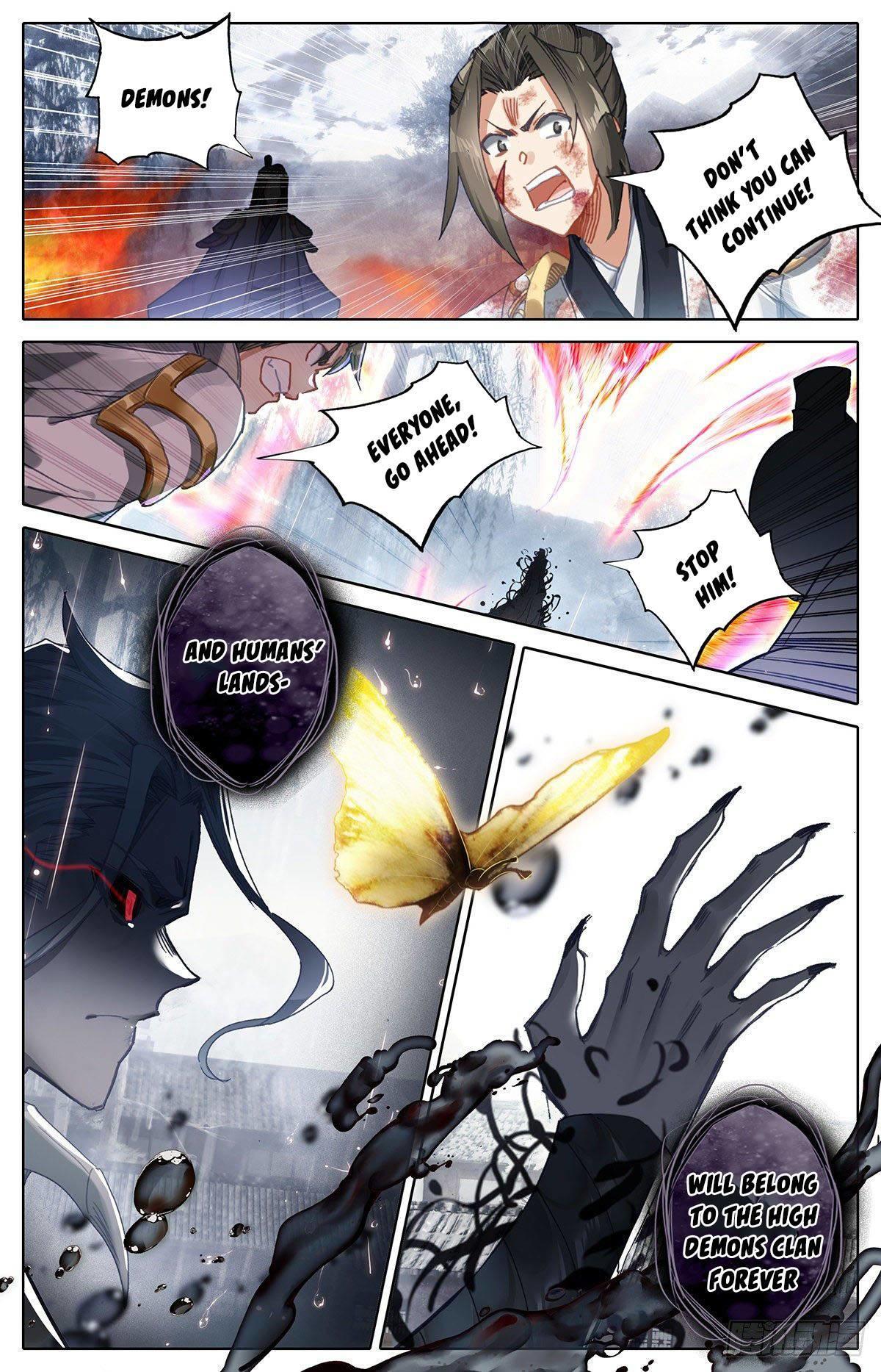 Azure Legacy Chapter 107 page 15 - Mangakakalots.com