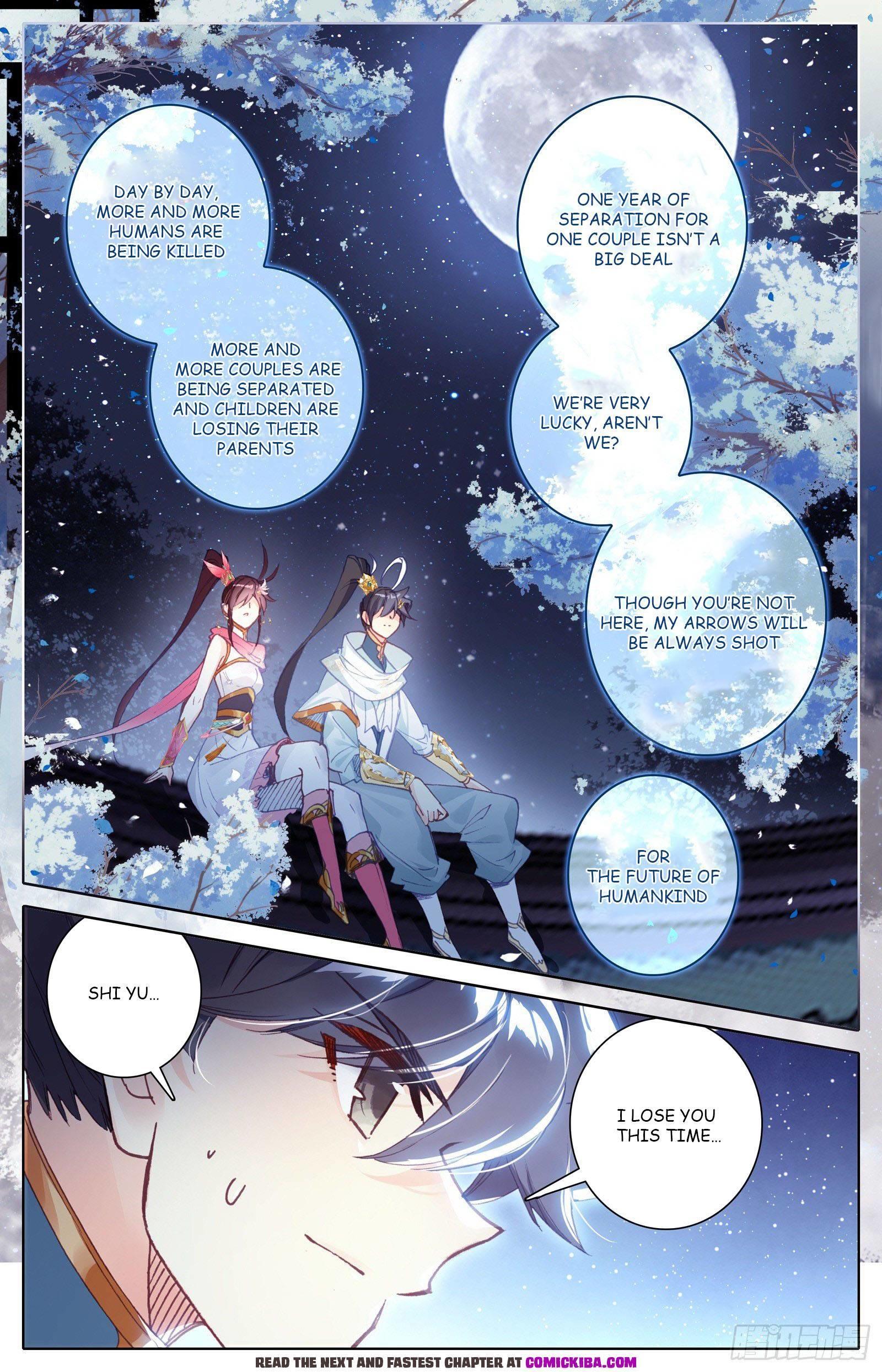 Azure Legacy Chapter 101 page 10 - Mangakakalots.com