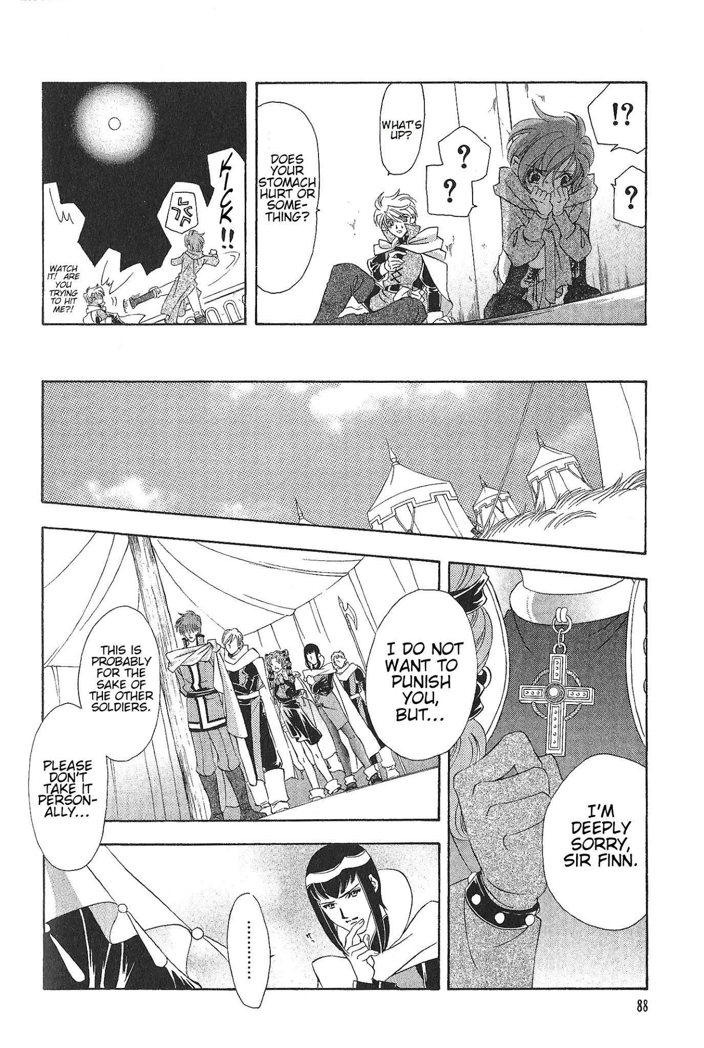 Fire Emblem: Seisen No Keifu Chapter 71 page 3 - Mangakakalots.com