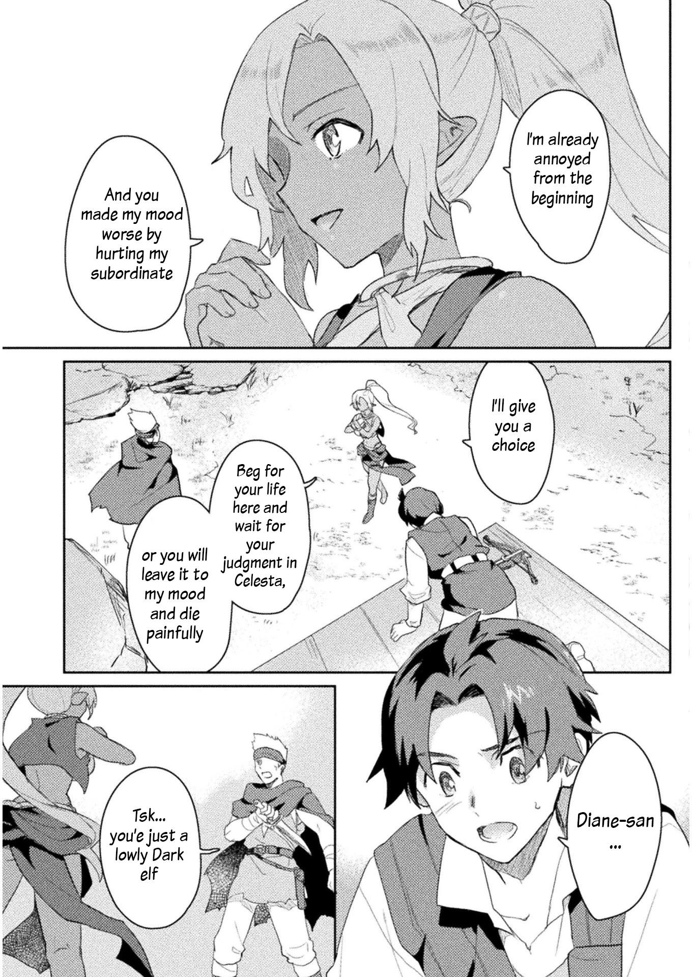 Half Elves Of Fall In Love Chapter 9: Travelling Together For The First Time page 12 - Mangakakalots.com