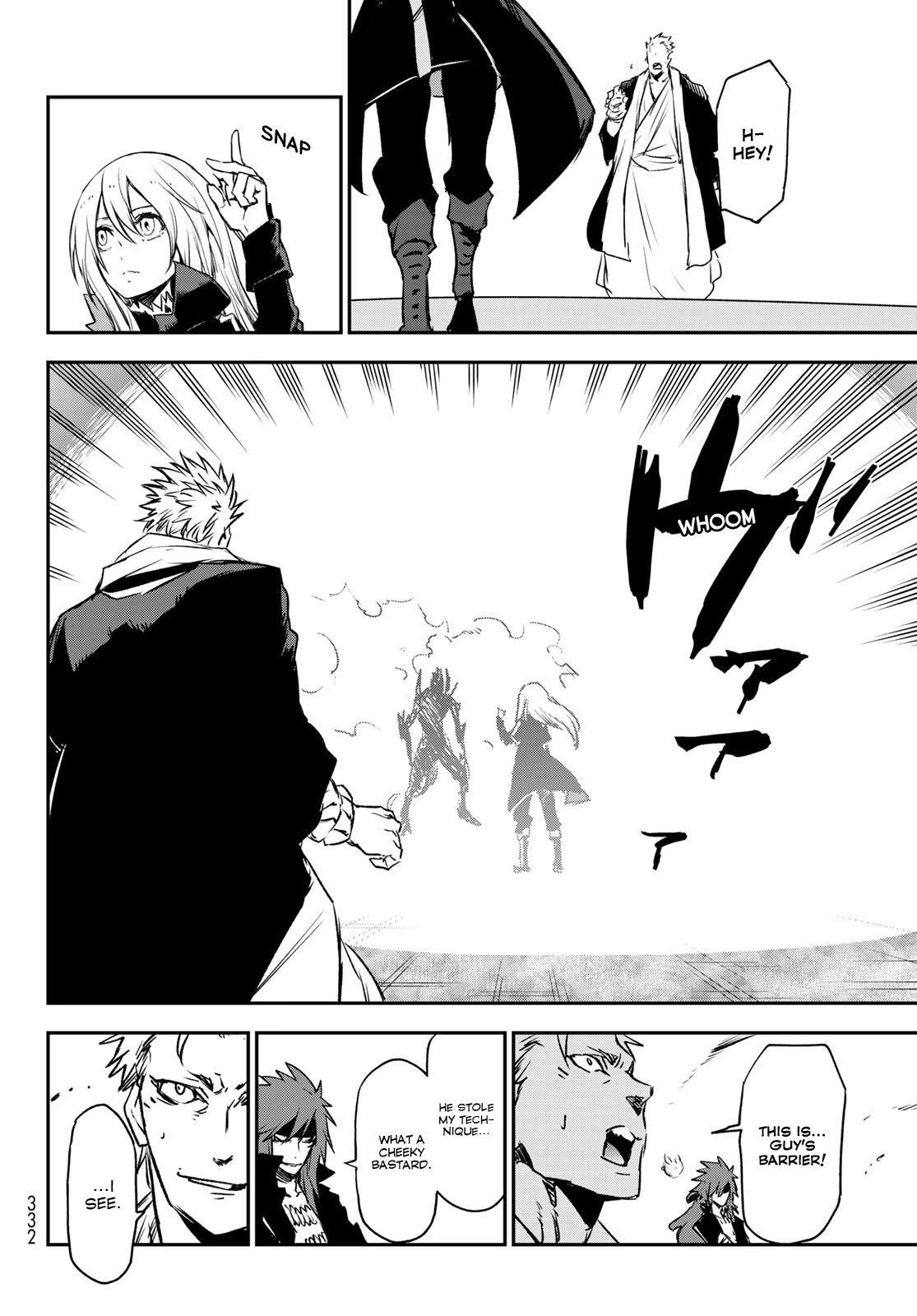 Tensei Shitara Slime Datta Ken Chapter 85 page 5 - Mangakakalots.com