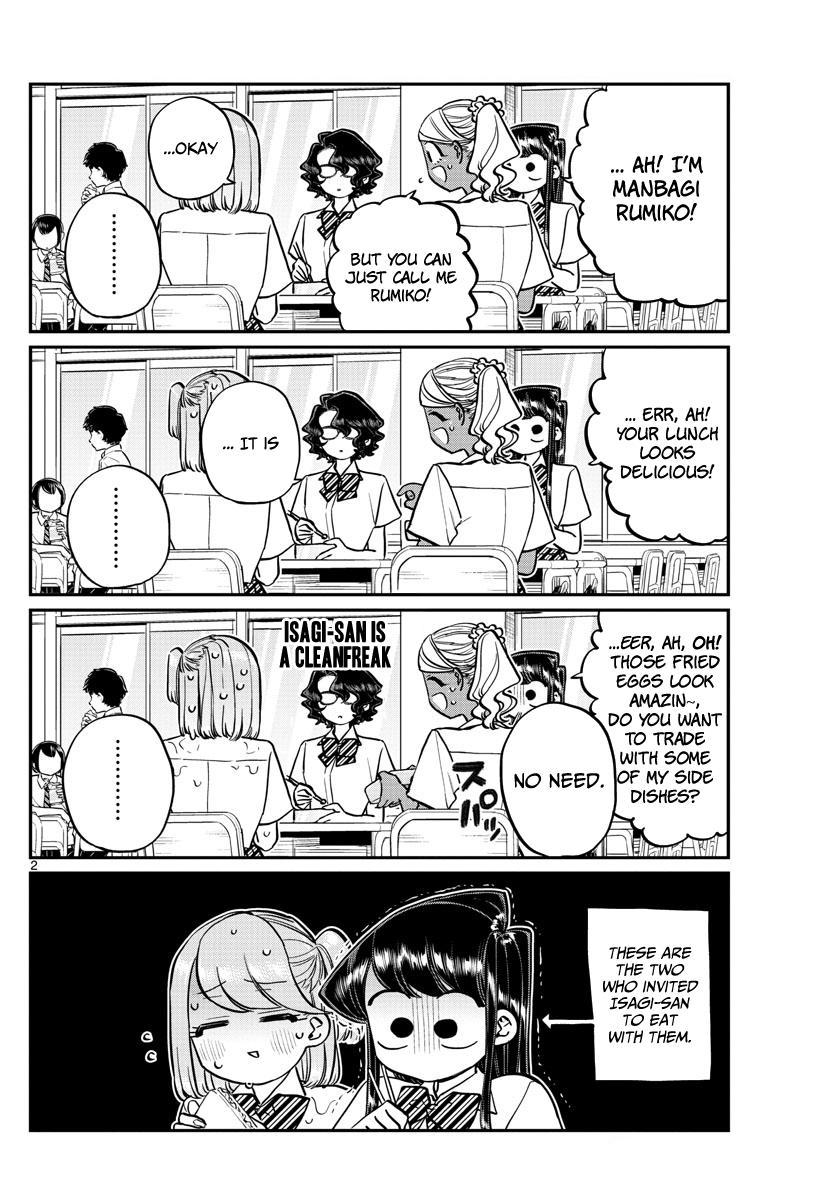 Komi-San Wa Komyushou Desu Chapter 200: The Student Council page 2 - Mangakakalot