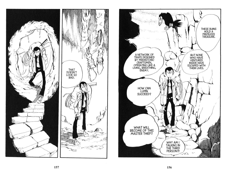 Lupin Iii Vol.13 Chapter 103: A Treasure To Serve page 14 - Mangakakalots.com
