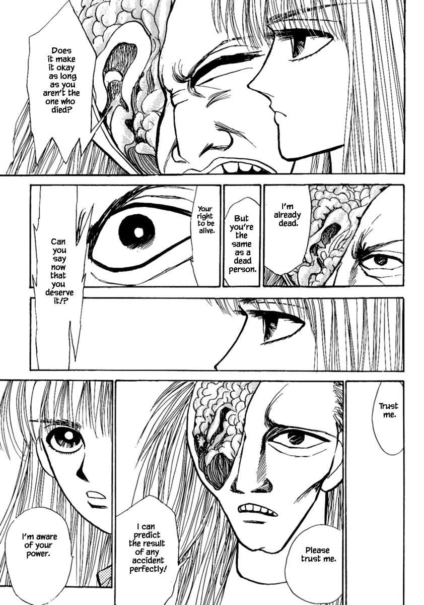 Shi To Kanojo To Boku Chapter 11.2 page 8 - Mangakakalots.com