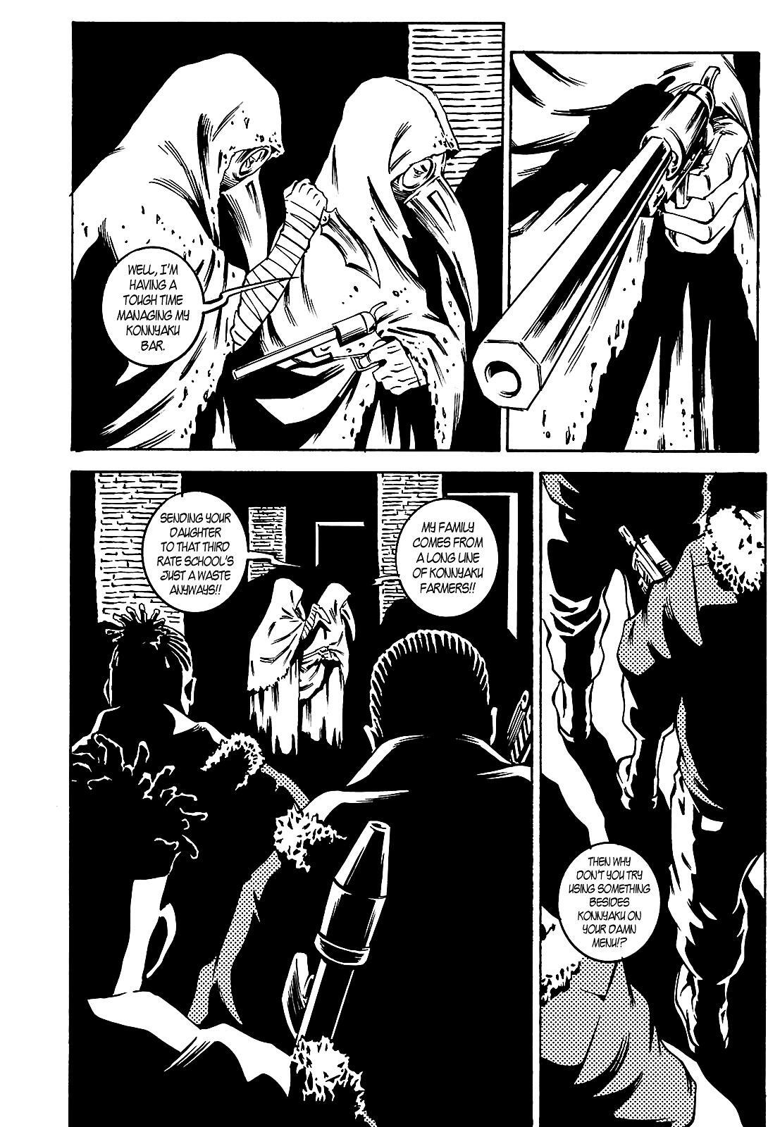 Deathco Vol.1 Chapter 3 : Reapers 3 page 8 - Mangakakalots.com