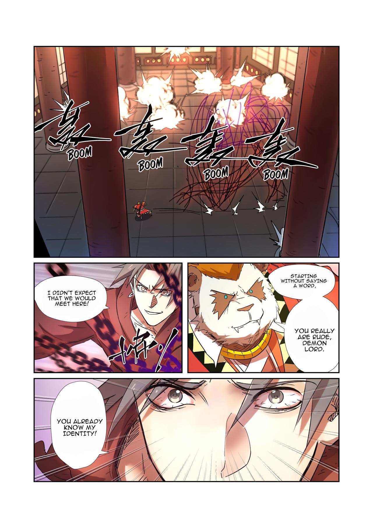 Tales Of Demons And Gods Chapter 281.5 page 7 - Mangakakalots.com