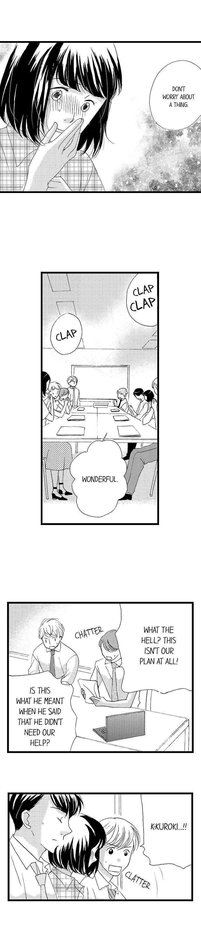 Amaku Nureru Uso Kekkon Toiu Na No Fukushu Chapter 64 page 6 - Mangakakalots.com