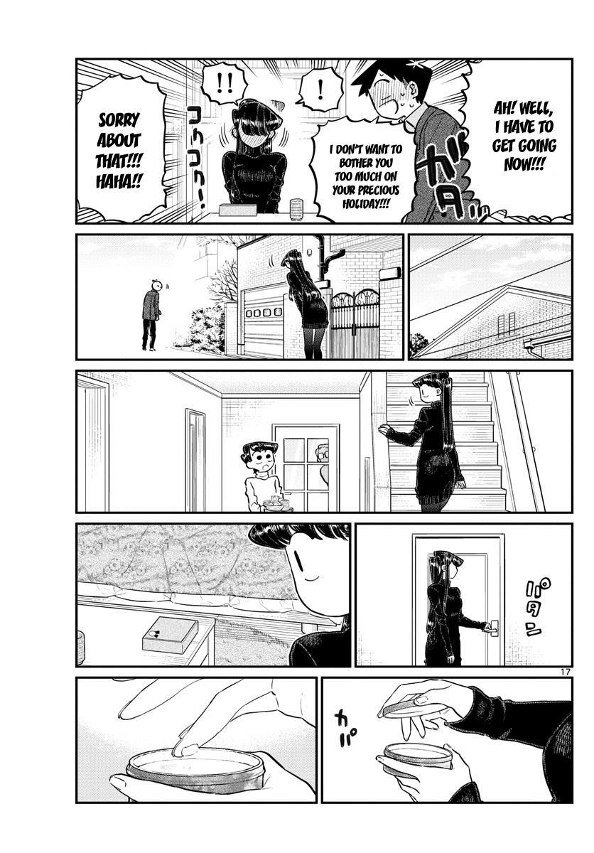 Komi-San Wa Komyushou Desu Vol.9 Chapter 128: White Day page 17 - Mangakakalot