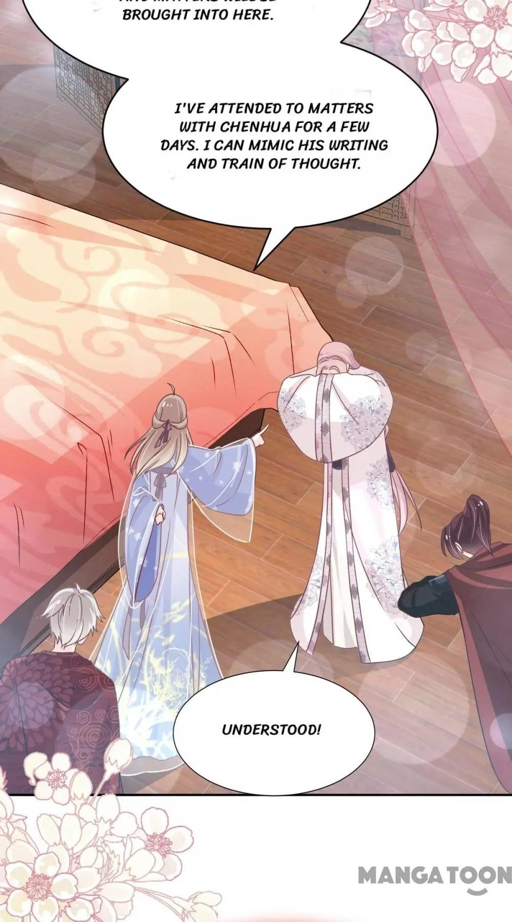 Second-To-None Adoration Chapter 134 page 29 - Mangakakalots.com