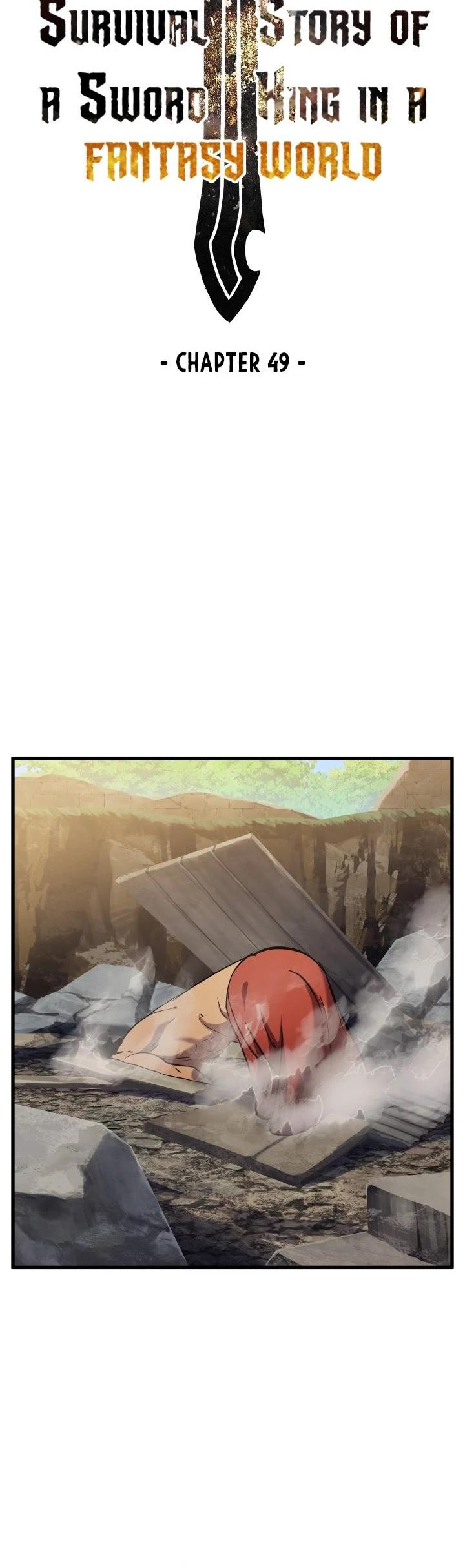 Survival Story Of A Sword King In A Fantasy World Chapter 49 page 17 - Mangakakalots.com