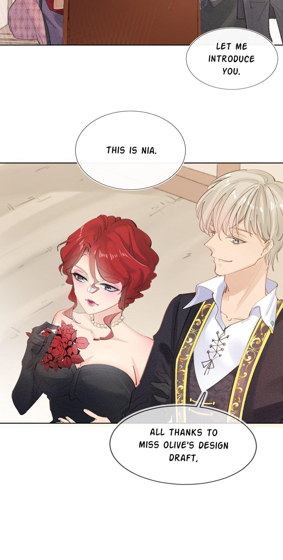 The Brilliant Miss Olive Chapter 16 page 35 - Mangakakalots.com