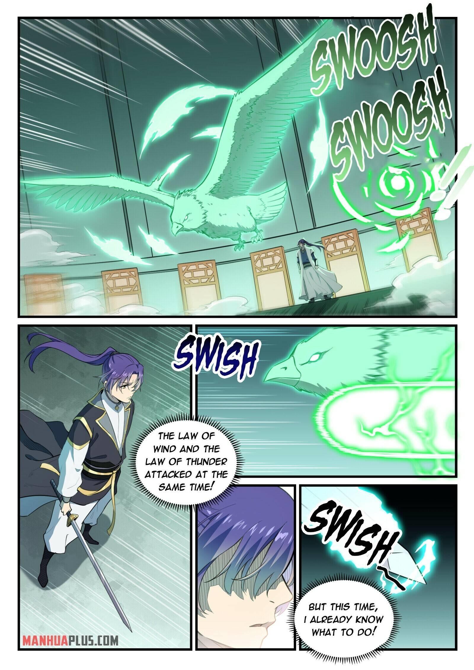 Apotheosis Chapter 802 page 9 - Mangakakalots.com