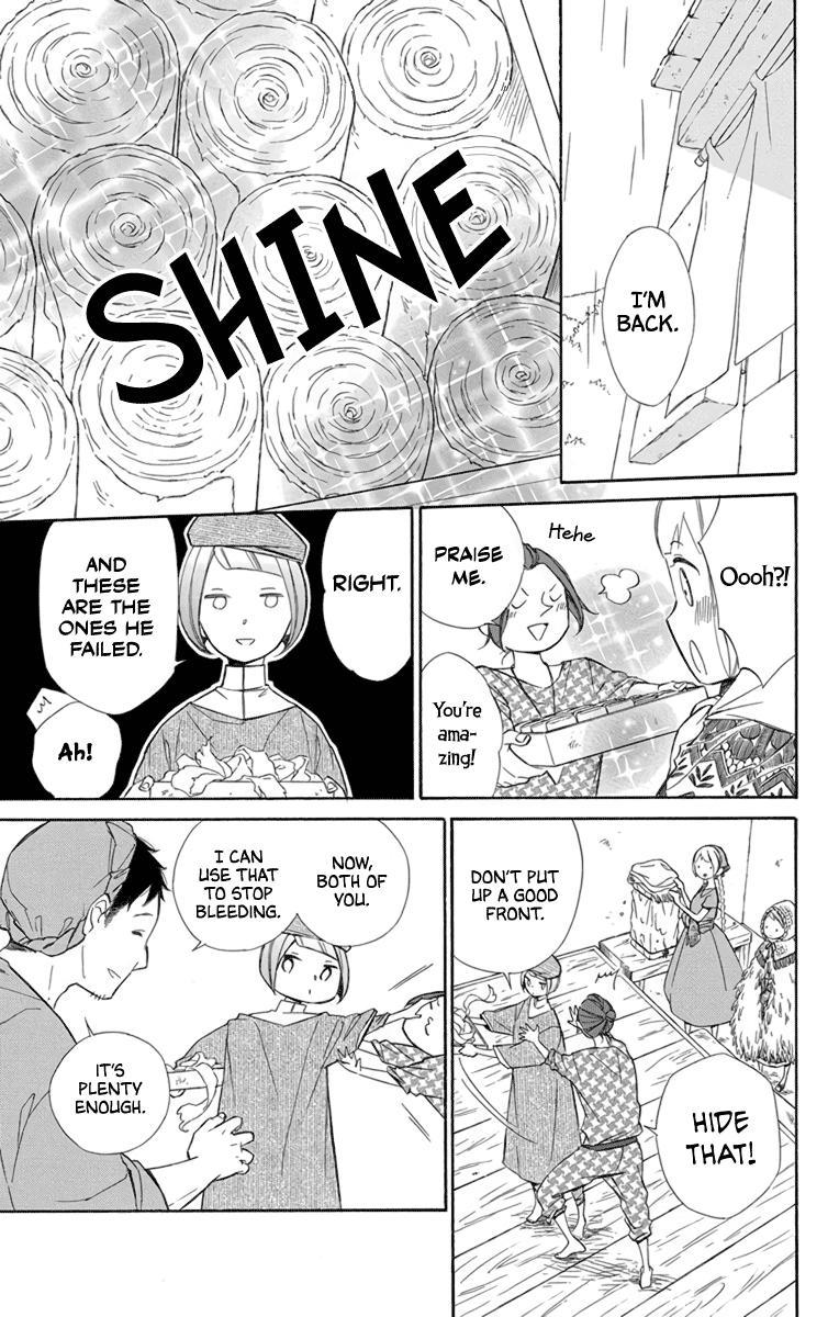 Colette Wa Shinu Koto Ni Shita Chapter 70 page 21 - Mangakakalots.com