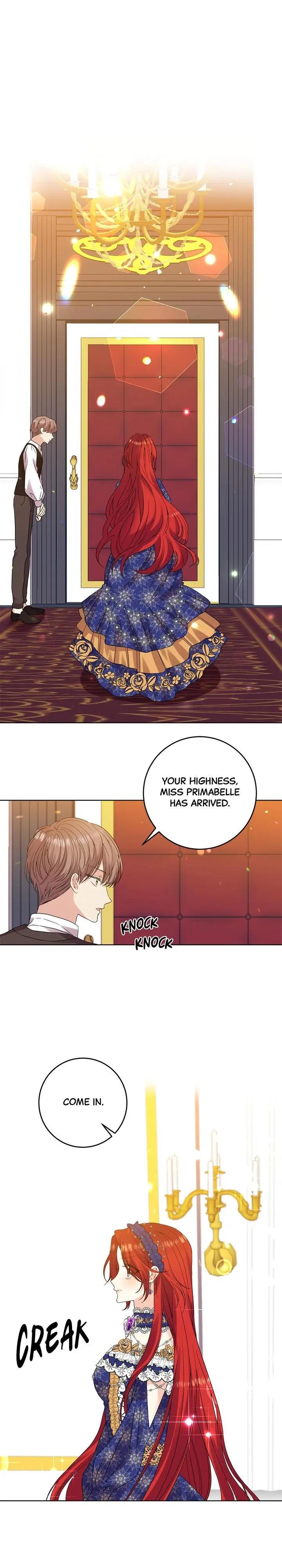 I'Ll Become The Tyrant'S Tutor Chapter 31 page 1 - Mangakakalots.com