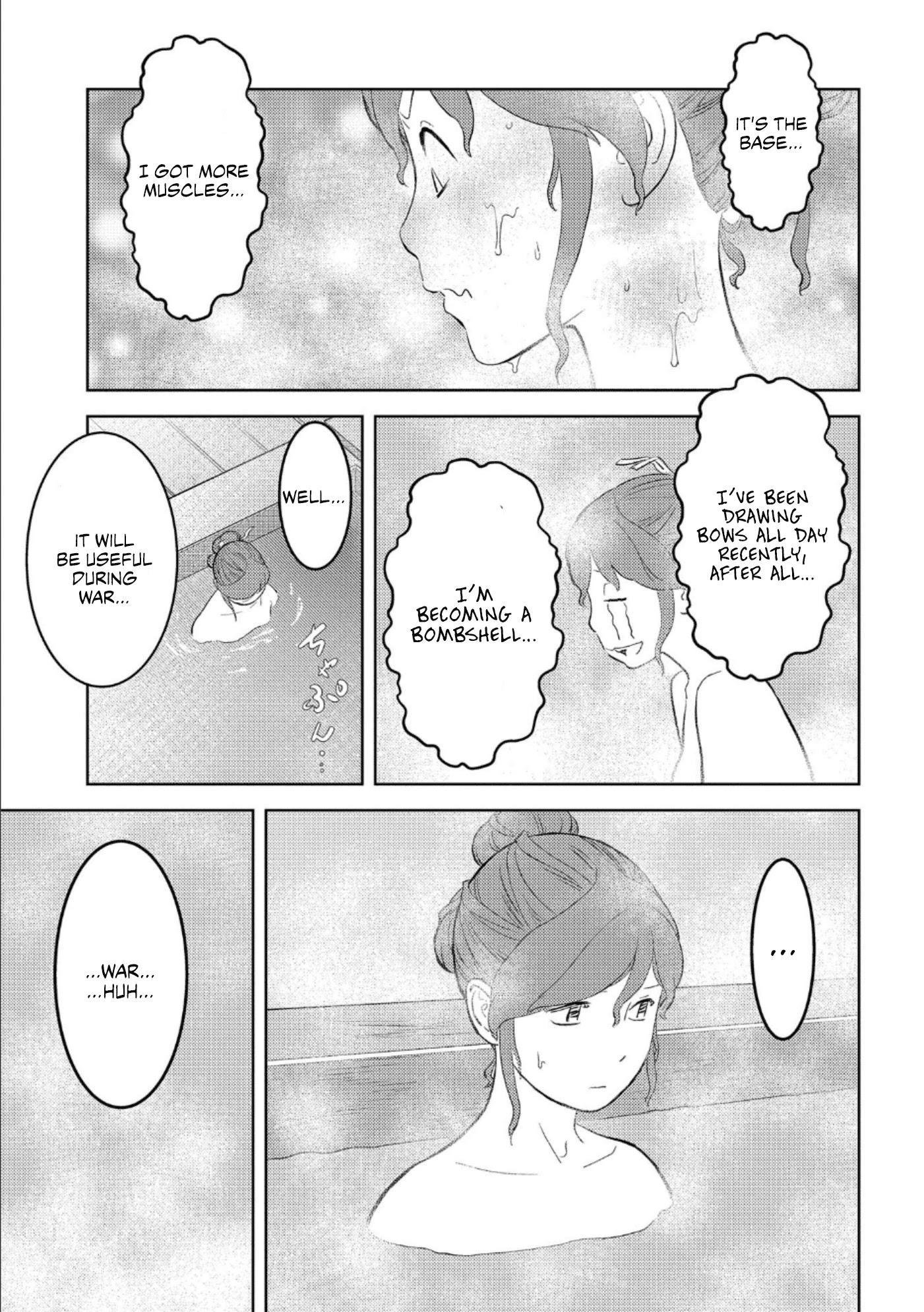 Sengoku Komachi Kurou Tan! Chapter 41 page 30 - Mangakakalots.com