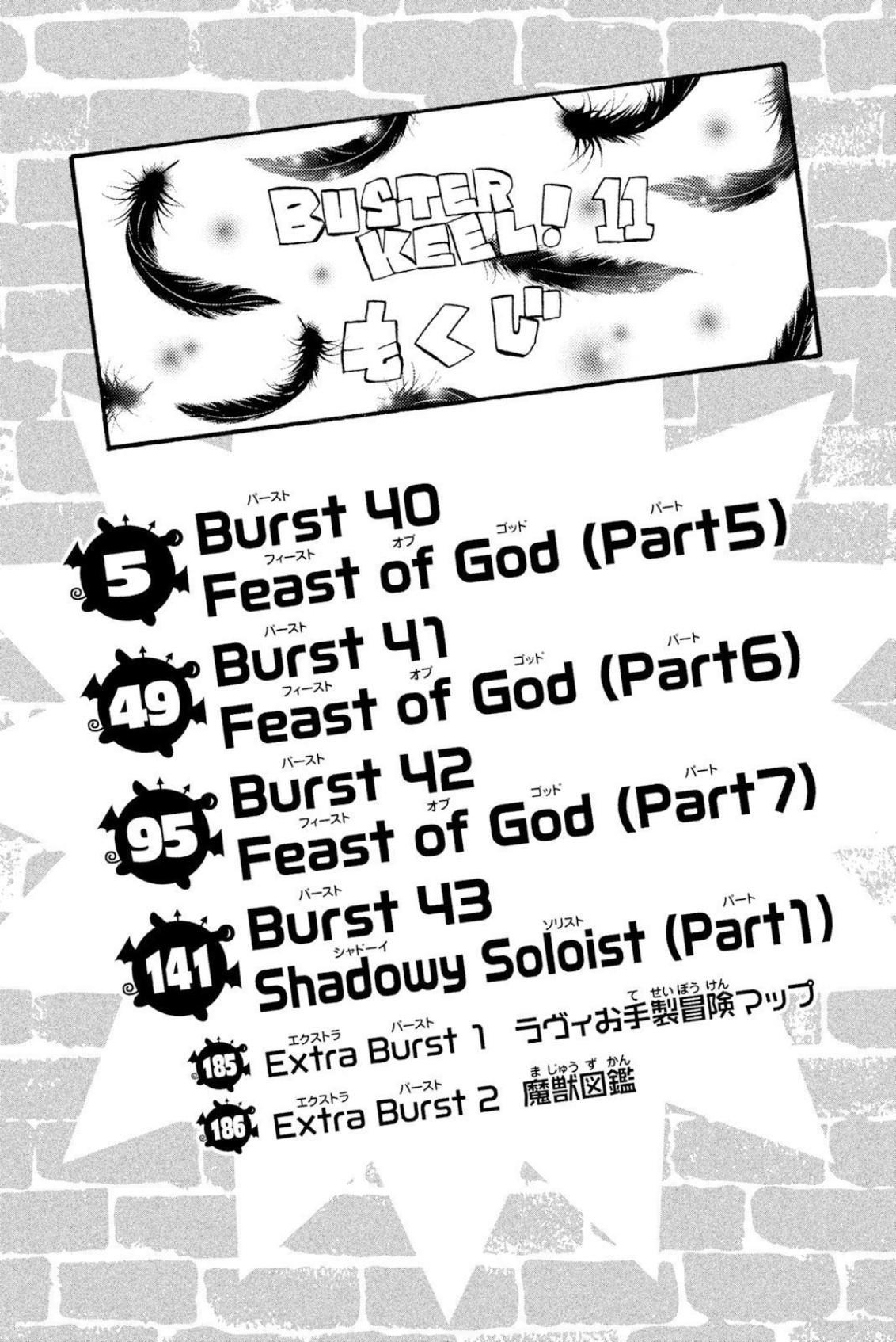 Buster Keel! Chapter 40: Feast Of God (Part 5) page 7 - Mangakakalots.com