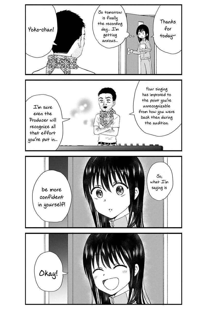 Kimoota, Idol Yarutteyo Chapter 43: Disgusting Otaku Is Worried page 9 - Mangakakalots.com