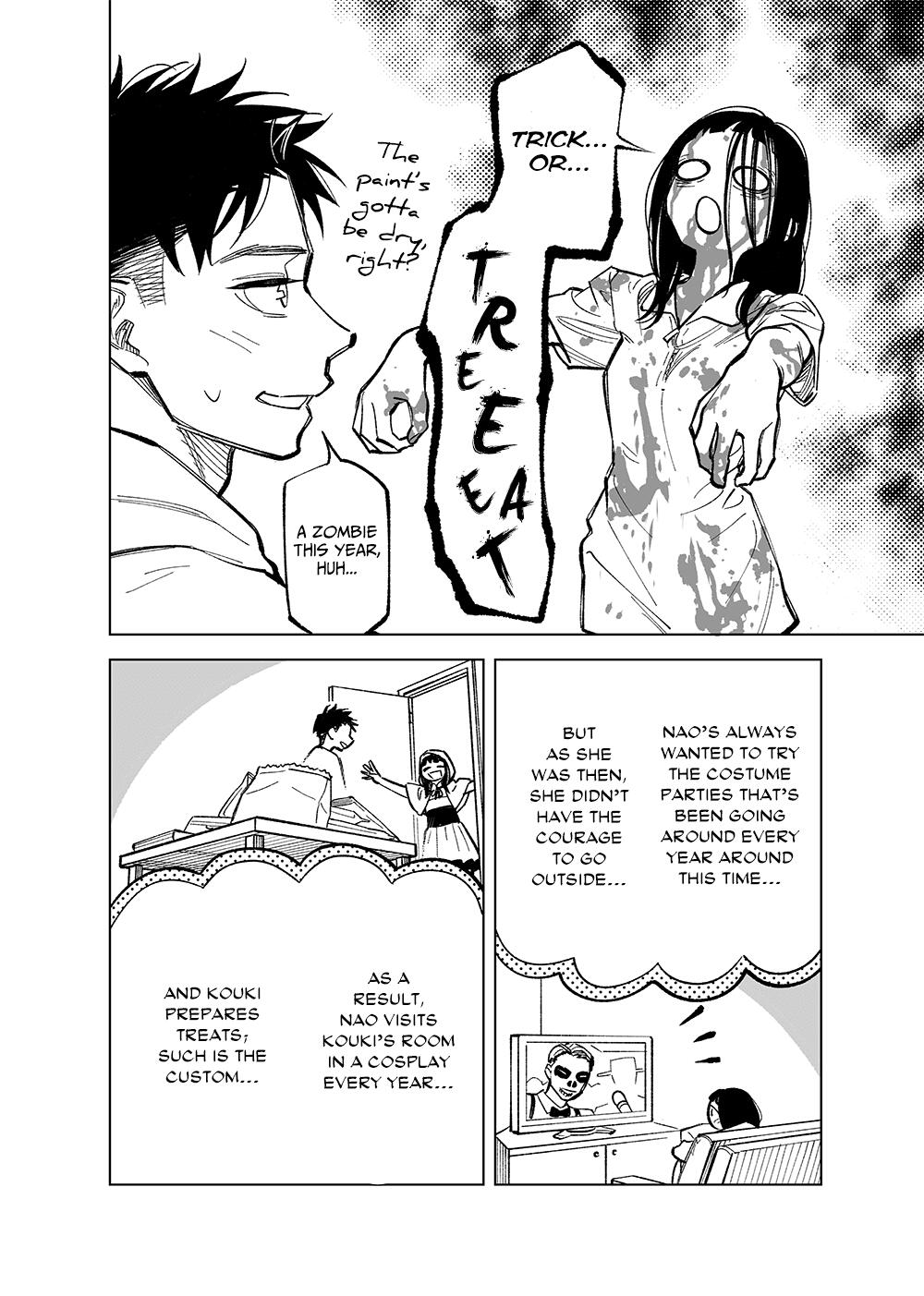 The Twins' Circumstances Chapter 37: Happy Halloween! page 2 - Mangakakalots.com