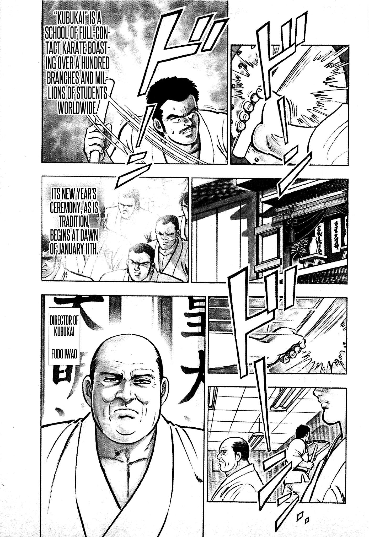 Karate Apocalypse Chapter 7: The Hand Of Evil page 9 - Mangakakalots.com