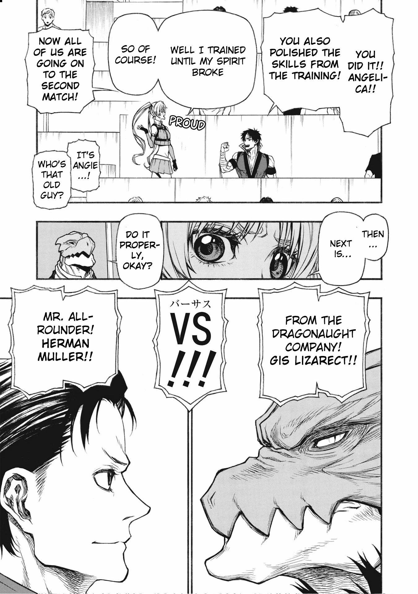 Shinmai Ossan Bouken-Sha, Saikyou Paati Ni Shinu Hodo Kitae Rarete Muteki Ni Naru Chapter 20 page 19 - Mangakakalots.com