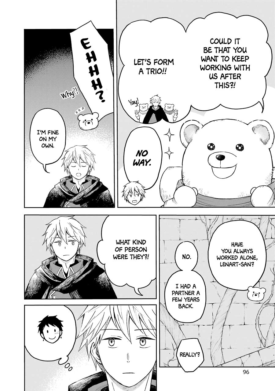 The Elf And The Hunter's Item Atelier Chapter 22 page 7 - Mangakakalots.com