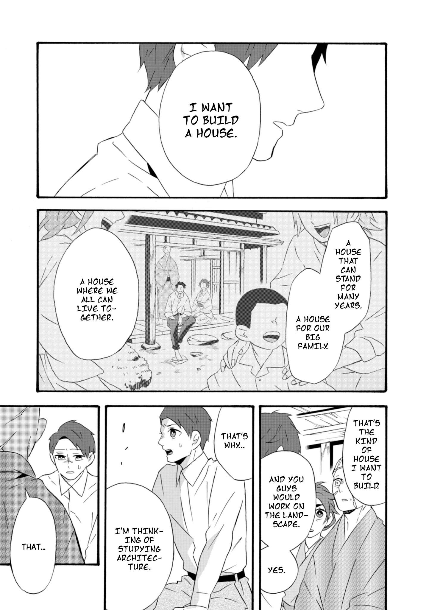 Will You Marry Me Again If You Are Reborn? Vol.4 Chapter 19: A Dream Gone Halfway page 2 - Mangakakalots.com