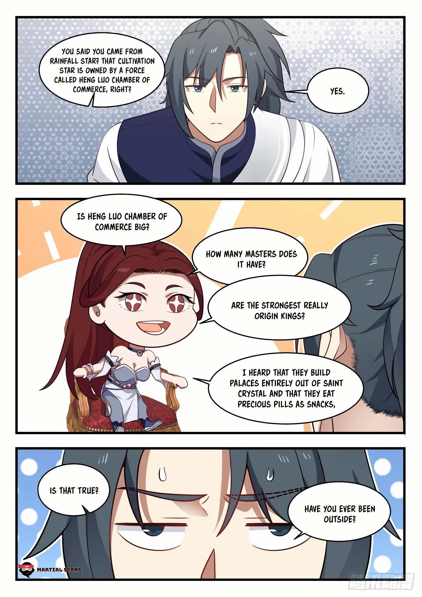 Martial Peak Chapter 981: You're Quite Pitiful page 10 - Mangakakalots.com