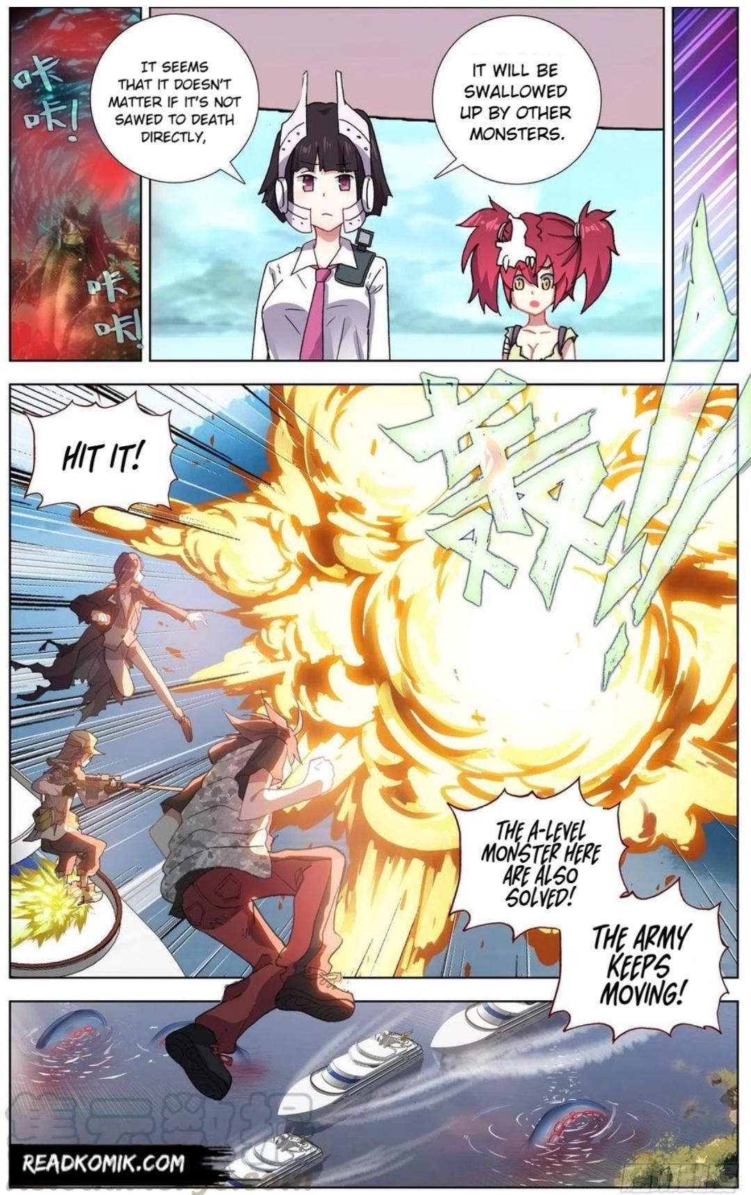 Another Emperor Reborn Chapter 162 page 3 - Mangakakalots.com
