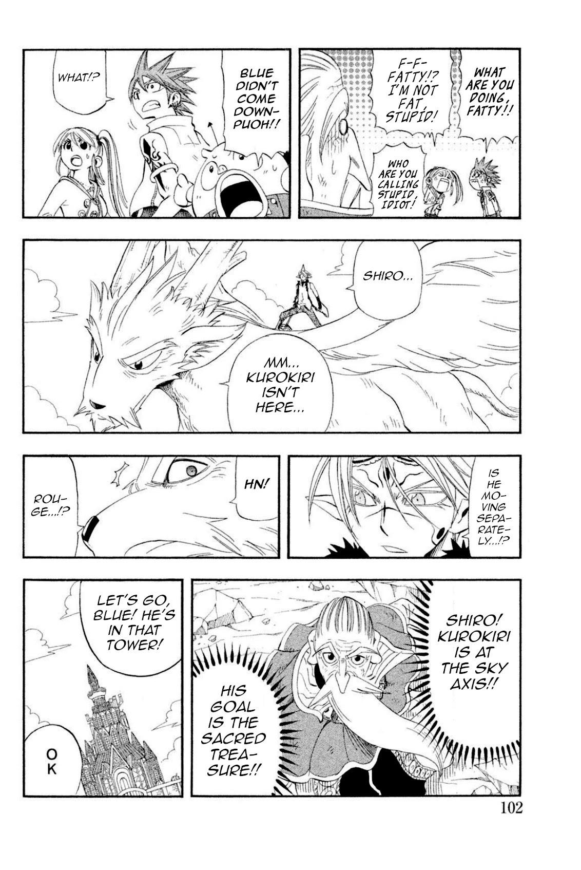 Buster Keel! Chapter 38: Feast Of God (Part 3) page 5 - Mangakakalots.com