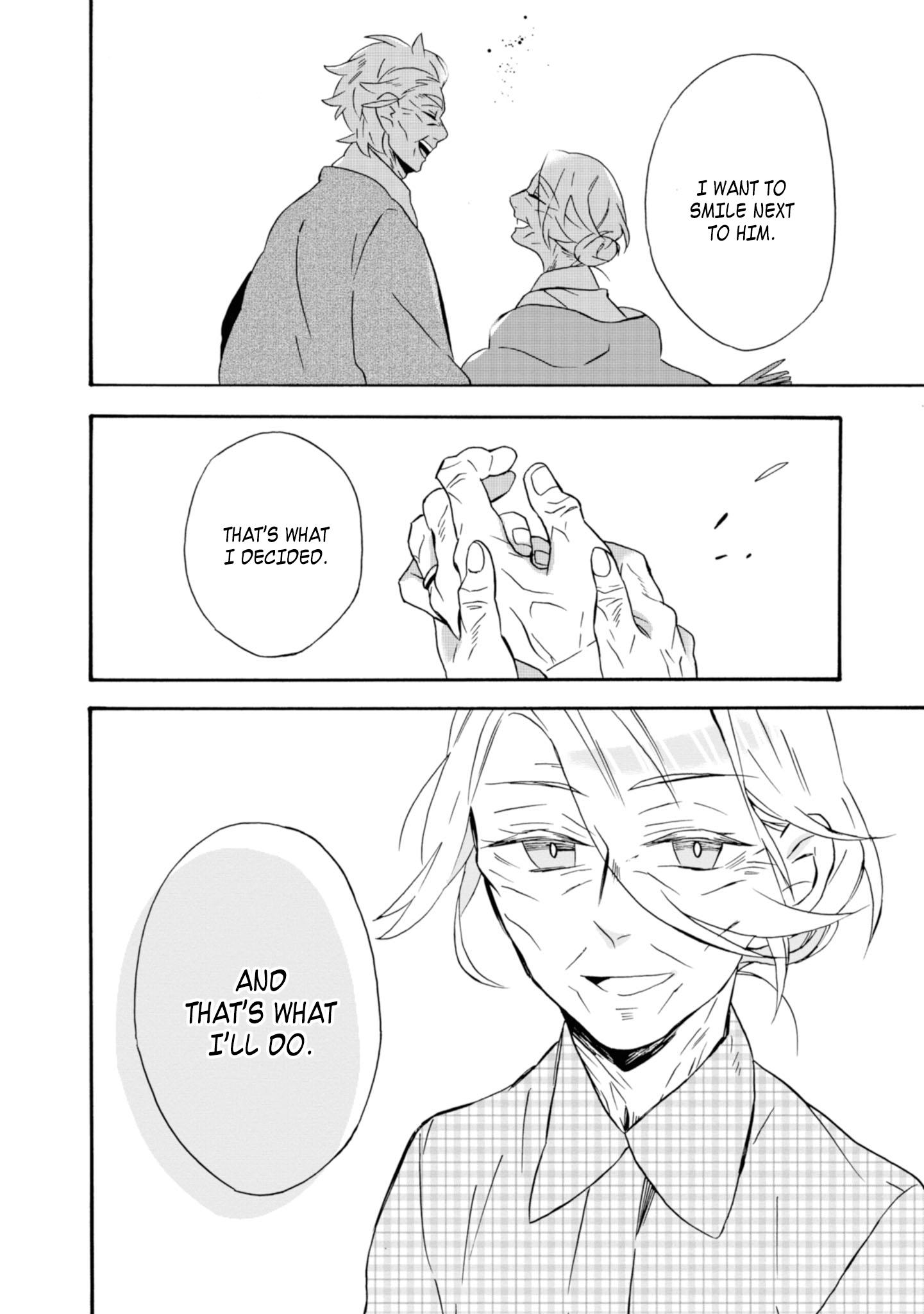 Will You Marry Me Again If You Are Reborn? Vol.3 Chapter 17: The Meaning Of Purple Anemone page 31 - Mangakakalots.com