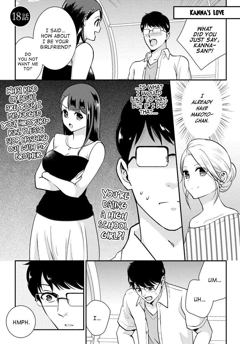 Saenai Riman To Yankee Joshi Kousei Chapter 18 page 2 - Mangakakalots.com