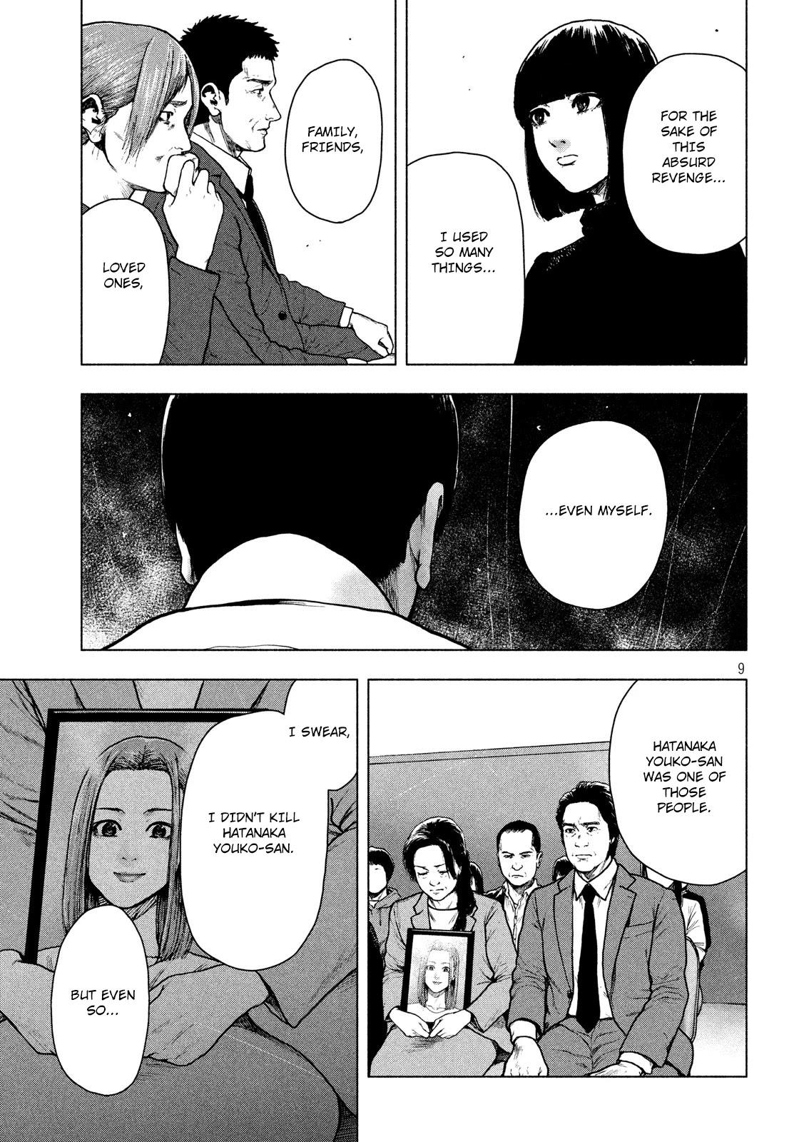 My Dearest Self With Malice Aforethought Chapter 52 page 9 - Mangakakalots.com