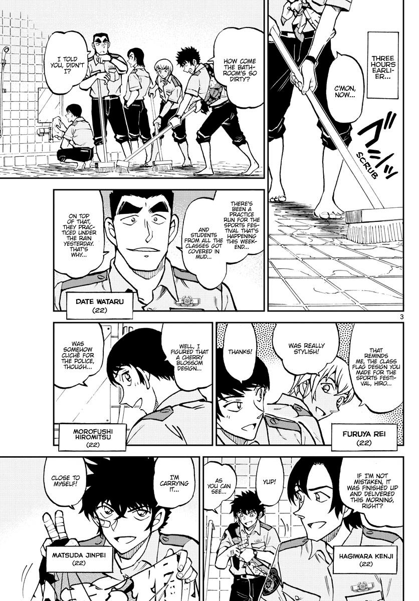 Wild Police Story Chapter 10: You Reap What You Sow page 3 - Mangakakalots.com