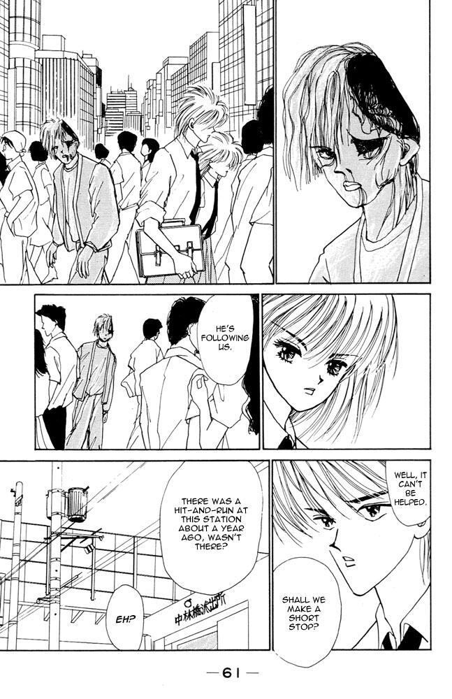 Shi To Kanojo To Boku Chapter 3 V2 : I Can See... Death page 8 - Mangakakalots.com