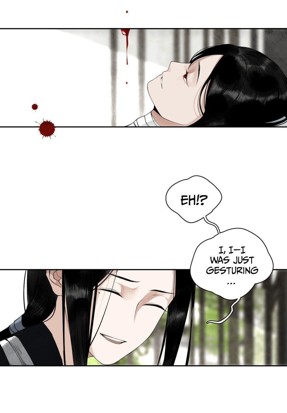 I Accidentally Saved The Jianghu'S Enemy Chapter 1 page 31 - Mangakakalots.com