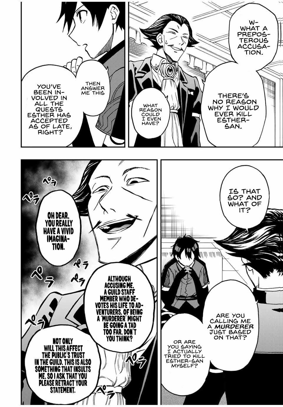 The Reincarnated Inferior Magic Swordsman Chapter 35 page 9 - Mangakakalots.com