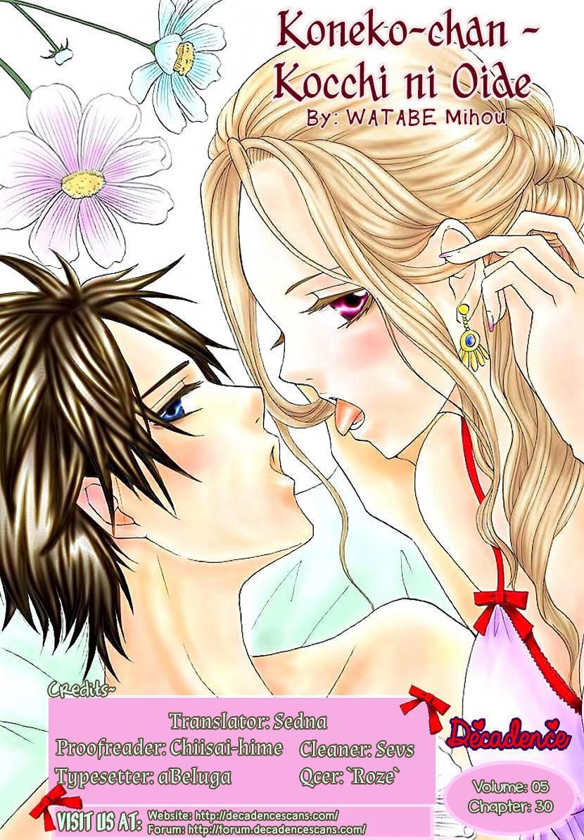 Koneko-Chan, Kocchi Ni Oide Chapter 30: Living Together page 25 - Mangakakalots.com