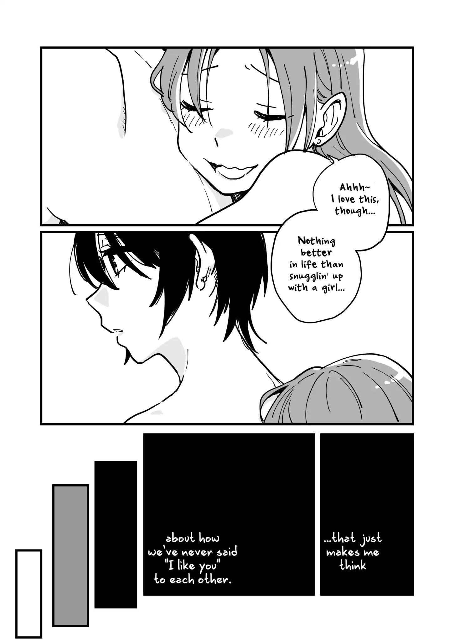 So, Do You Wanna Go Out, Or? Chapter: Oneshot page 11 - Mangakakalots.com